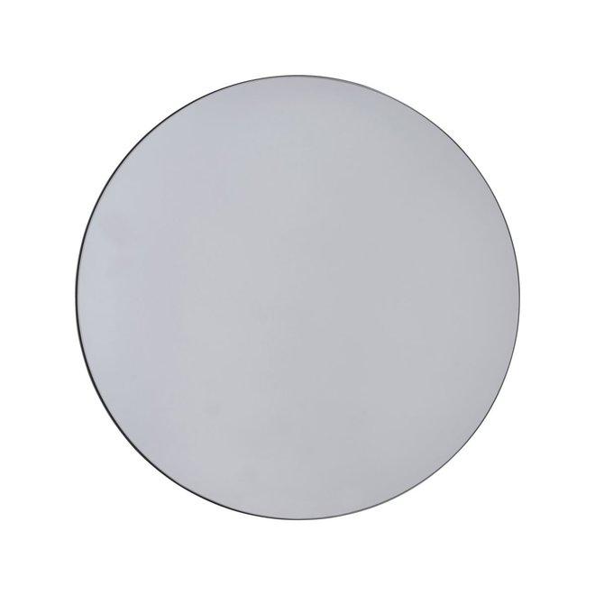 Ronde spiegel 50cm | smoked