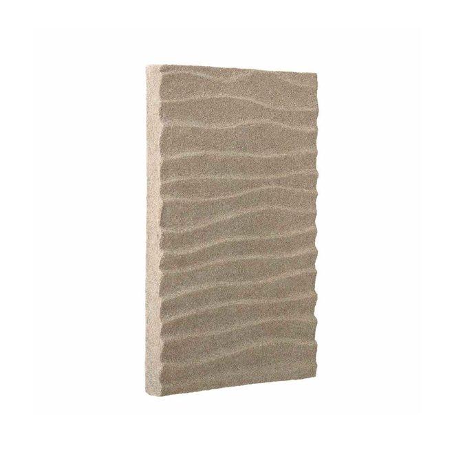 Wanddecoratie zand | Polyresin