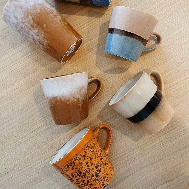 Americano koffiemokjes | set van 4 (NEW)