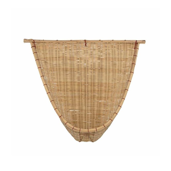 Wanddecoratie Rice | bamboe