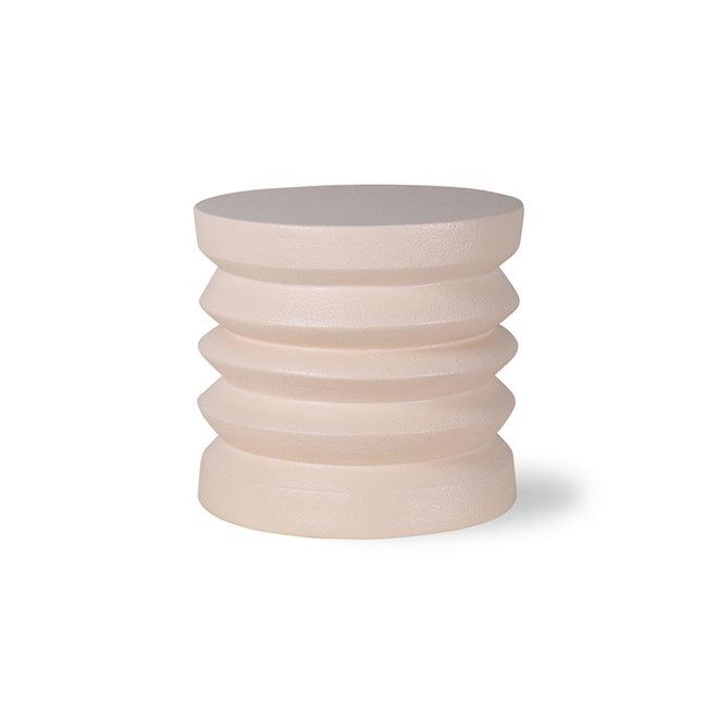 Bijzettafel cream