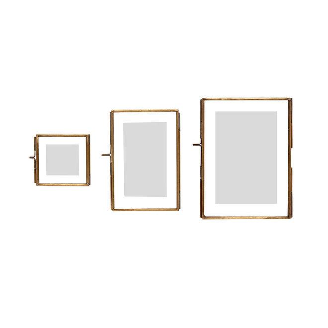 Fotolijstje metaal | goud