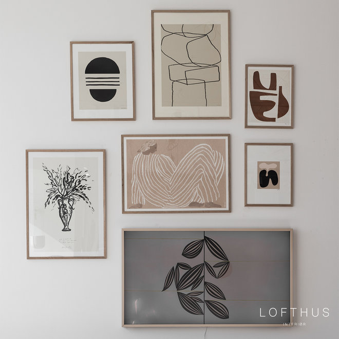 Art print Ästhet 'Thoughts' | 30x40cm