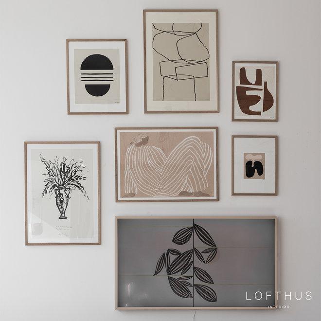 Art print Berit Mogensen Lopez 'Sienna' | 30x40cm