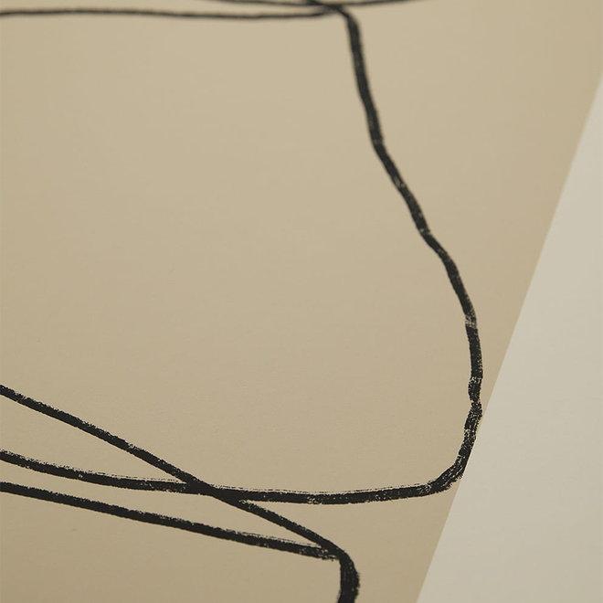 Art print By Garmi 'Stacks' | 50x70cm
