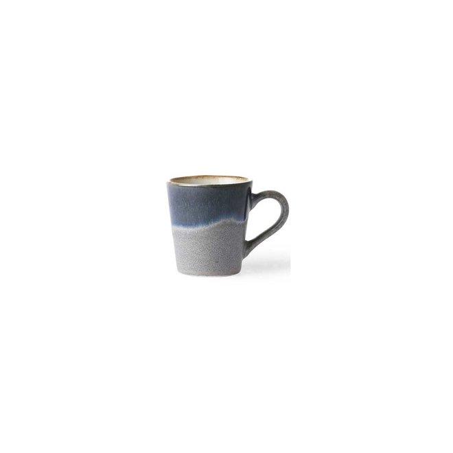 Espresso kopje 'Ocean' | 70's ceramics