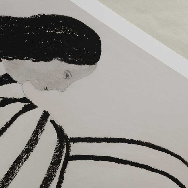 Art print Sofia Lind 'You' | 50x70cm