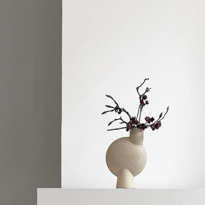 Sphere Vase Bubl, Medio - Sand