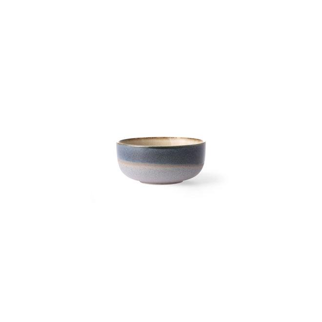 Tapas schaaltje 'Ocean' | 70's ceramics
