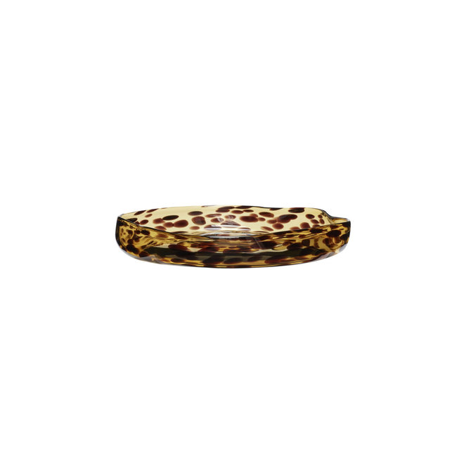 Organic Leopard Schaal