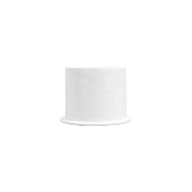 Bloempot Viksberg | wit