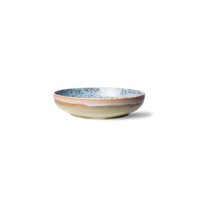 Saladeschaal 'Peat' | 70's ceramics