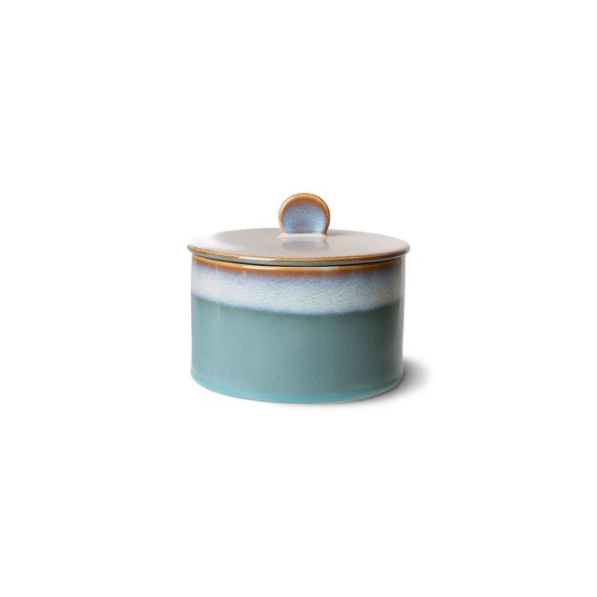 Koektrommel 'Dusk' | 70's ceramics