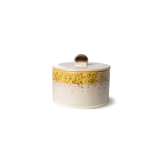 Koektrommel 'Autumn'   70's ceramics