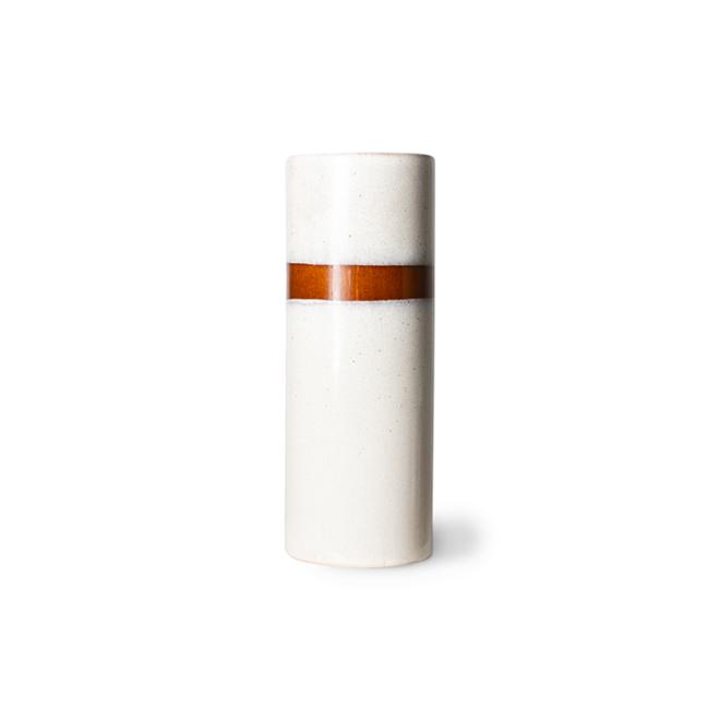 Vaas 'Snow' | Large | 70's ceramics