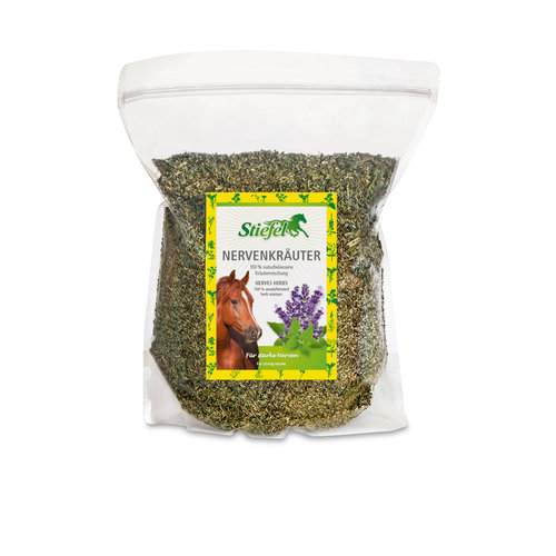 Stiefel Nerves Herbs