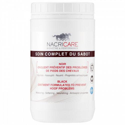 Nacricare Soin Complet Du Sabot  BLACK (TAR FREE)