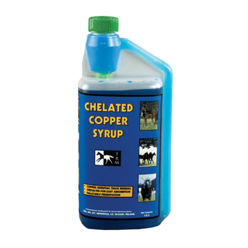 TRM Chelated Copper syrup