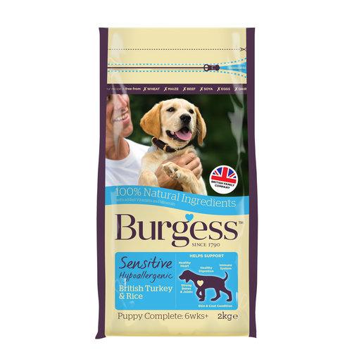 Burgess Burgess Sensitive Puppy