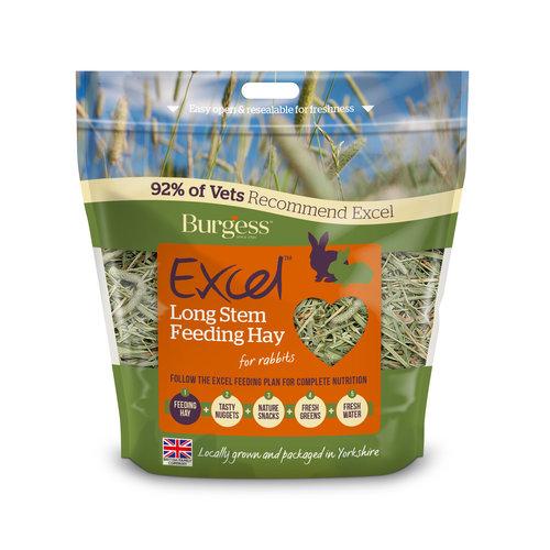 Burgess Excel Long Stem Feeding Hay