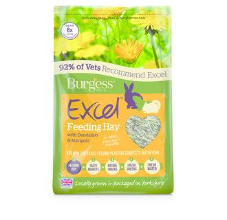 Excel Fresh Herbage Dandelion & Marigold