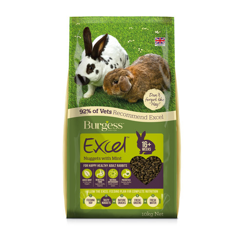 Burgess Excel Rabbit Adult
