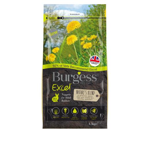 Burgess Excel Natures Blend - New