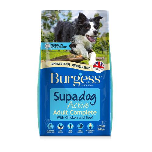 Burgess Supadog Active