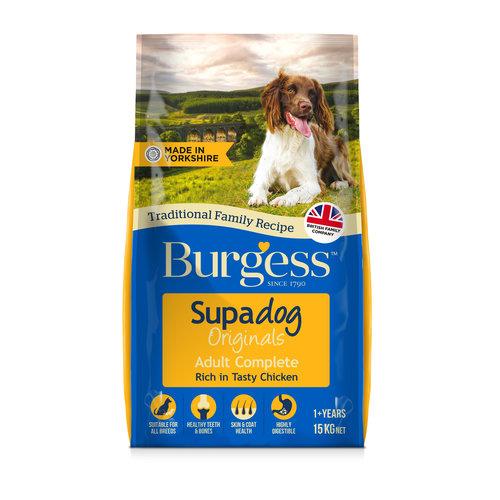 Burgess Supadog Adult Chicken