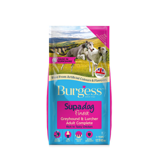 Burgess Supadog Greyhound & Lurcher