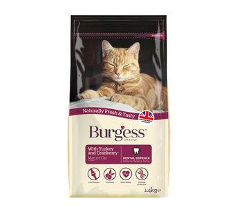 Burgess Mature Rich In Turkey & Cranberry