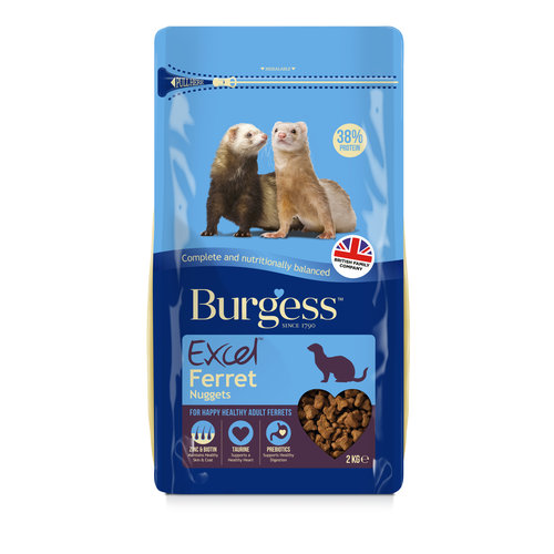 Burgess Burgess Excel Ferret