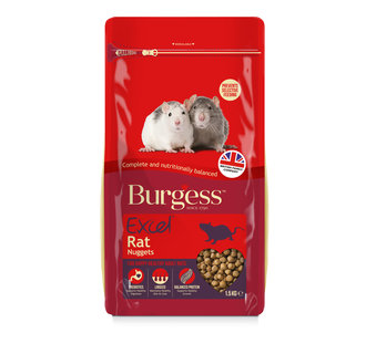 Burgess Excel Rat