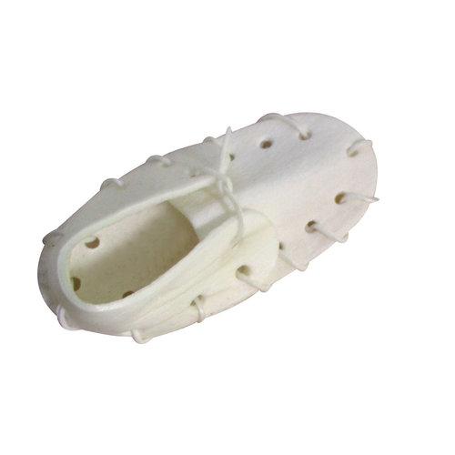 Papillon Chew Shoe white