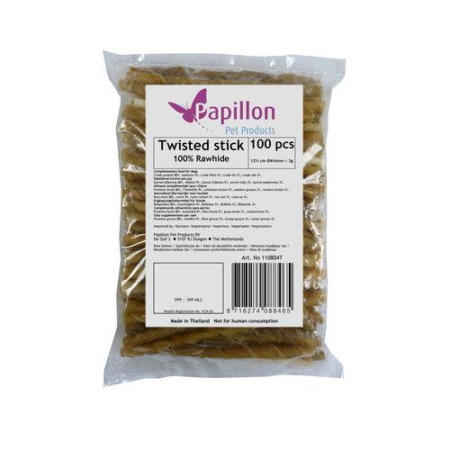 Papillon Rolsticks naturel Ø4 / 6mm 3-5g