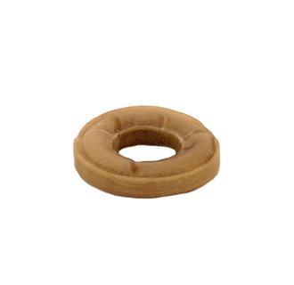 Gepresste Ring naturel