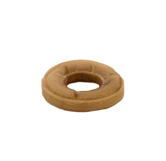 Pressed ring naturel