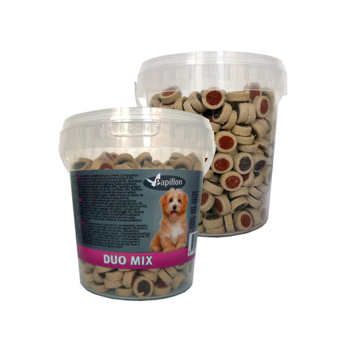 Papillon Duo mix 500 g