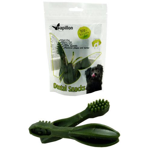 Papillon Vegetable toothbrush Green