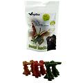 Papillon Vegetable Crocodiles 3 color mix