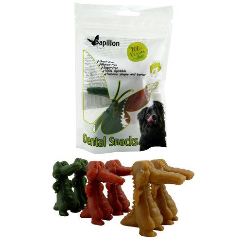 Papillon Légumes CROCODILES Mix 3 couleurs