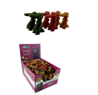 Gemüse Krokodile 3 Farbenmischung