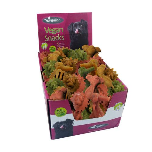 Papillon Vegetable Wild Animal mix Medium