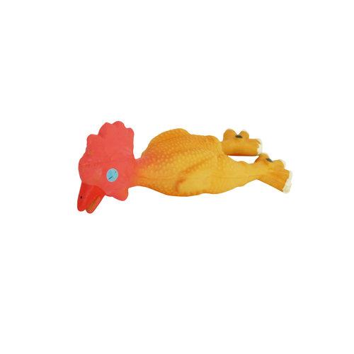 Papillon Latex mini poulet, le canard et le cul de porc.