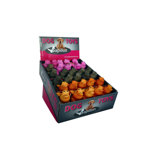 Papillon Latex mini pig 30 pieces