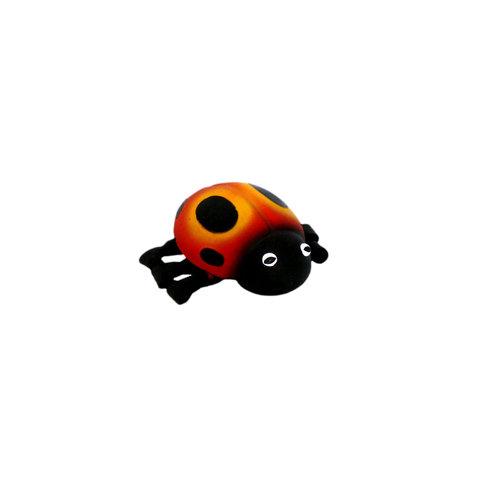 Papillon Latex ladybird large