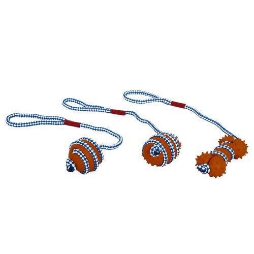 Papillon corde en caoutchouc cul jouets.