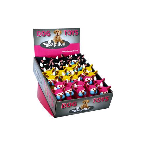 """Papillon Latex Mini Katze 2 """"* 2.4"""" * 4.1 """"3"""