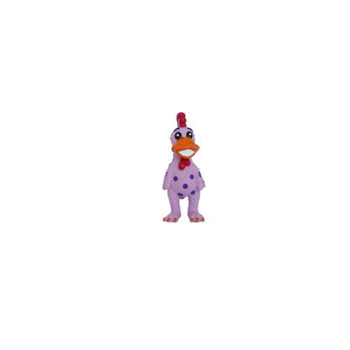 Papillon Latex mini-poulets + col.dots dans l'affichage