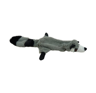 Plush raccoon stuffing free 40 cm